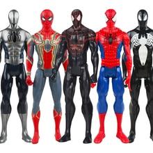 Marvel Ultimate Spider-Man Titan Hero Series Ultimate Spiderman Action Figure Spider Man Christmas Gift Toys For Children Kids