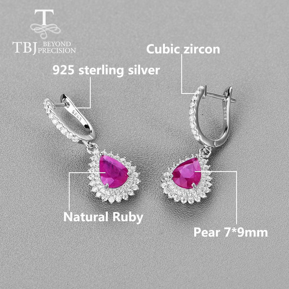 Natural Mineral Gemstone Jewelry Huge Natural Ruby Sterling Silver Pendant with Heart Setting Metaphysical Healing Stone