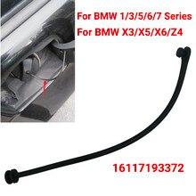 Yakıt kapağı depo kapağı hattı kablo tel benzin dizel 16117193372 BMW için E87 E88 E46 E90 E91 E92 E93 E39 E60 E63 E64 e65 E66 X3 X5