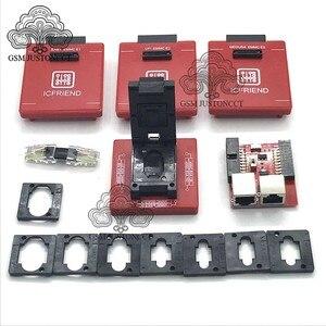 Image 4 - ใหม่FullชุดEasy JTAG PLUSกล่อง + MOORC E MATE X E MATE PRO EMMC BGA 13 นิ้ว 1 สำหรับHTC/ Huawei/LG/MOTOROLA/Samsung ..