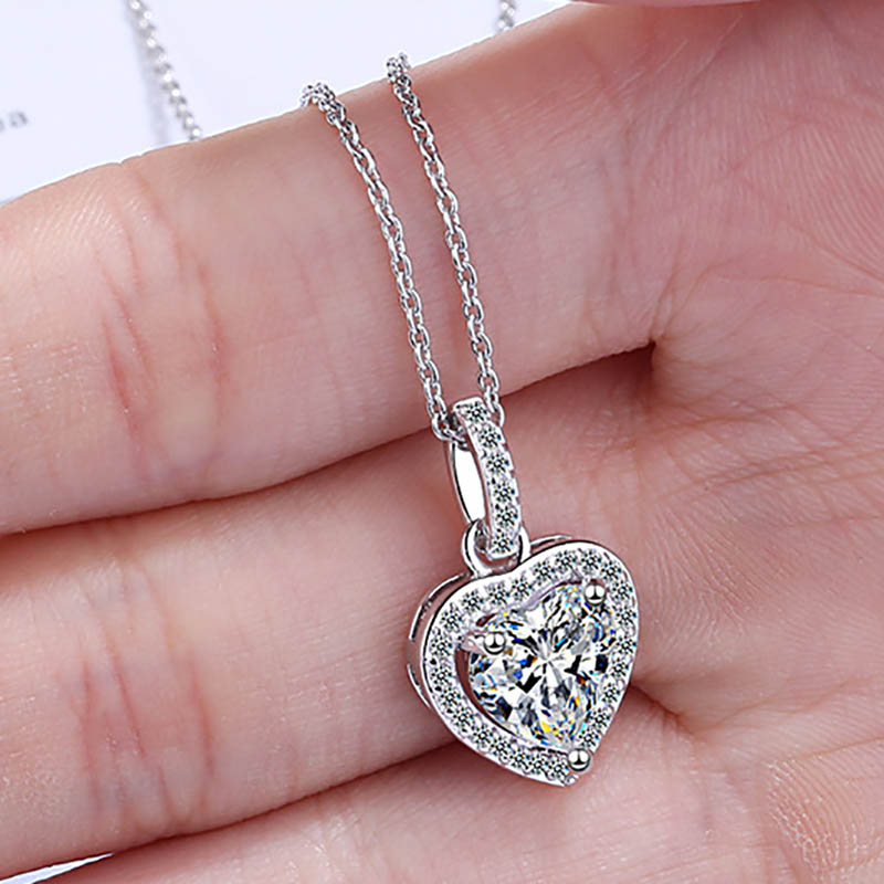 pendant necklace 925 silver jewelry for women 5