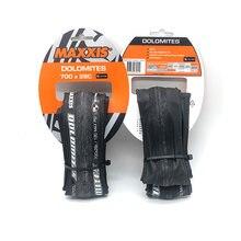 Opona MAXXIS dolomity M210 700 × 23C/25C /28C jedwabnik składany 700C szosowe opony rowerowe