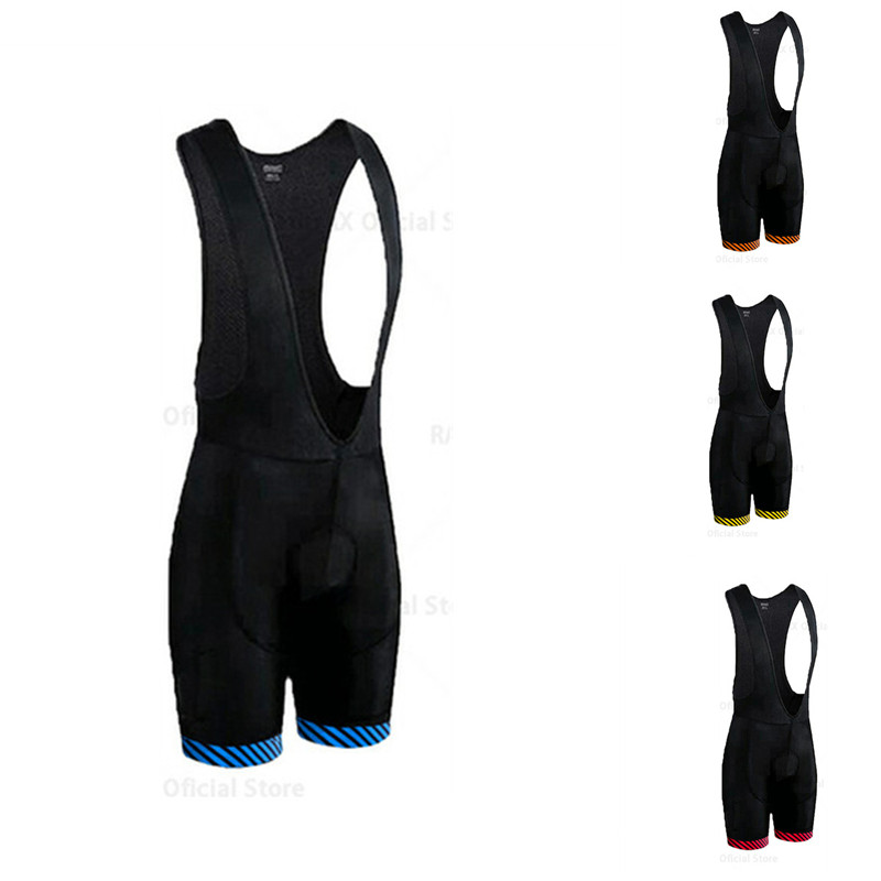 2020 New Pro Team Cycling <font><b>Bib</b></font> <font><b>Shorts</b></font> Men Cycling <font><b>Shorts</b></font> Black Breathable Bicycle Bottom Ropa Ciclismo Bike 19D Gel Padded image