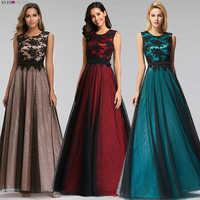 Vestidos de noite chiffon vestido de festa vestido de festa vestido de baile de formatura longo barato