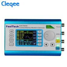 цена на FY2300 15MHz Arbitrary Waveform Dual Channel High Frequency Signal Generator 200MSa/s 100MHz Frequency meter