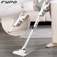 2 heads Wireless Smart Vacuum Cleaner Sweeping Mop Rechargeable Dust Collector Strong Suction Household Cleaning Sweeping Mop