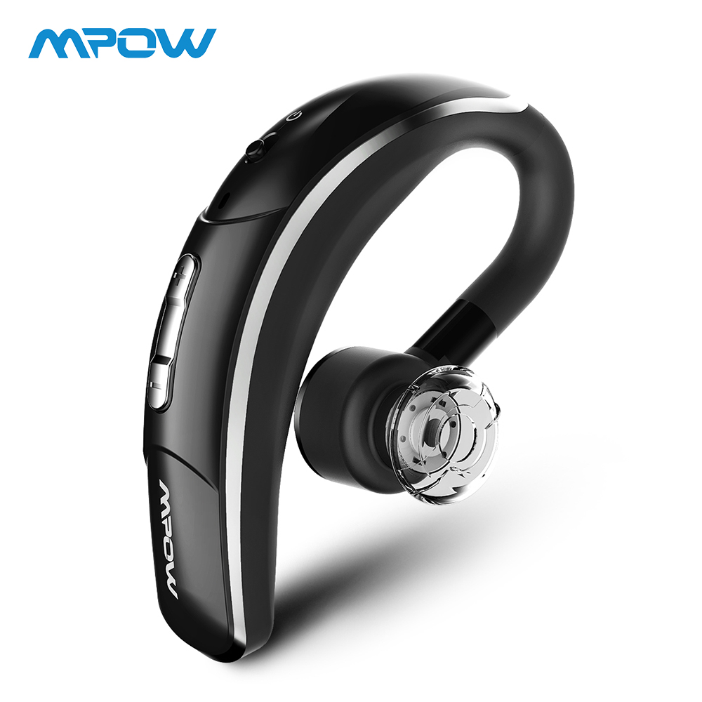 Mpow Crescent Wireless Earphone Handsfree Calling Bluetooth Earpiece Wireless Earbud With Crystal Clear Mic For Iphone X 8 7 6 Headphones Earbuds Bluetooth 4 1 Headphonesearphone Bluetooth Aliexpress