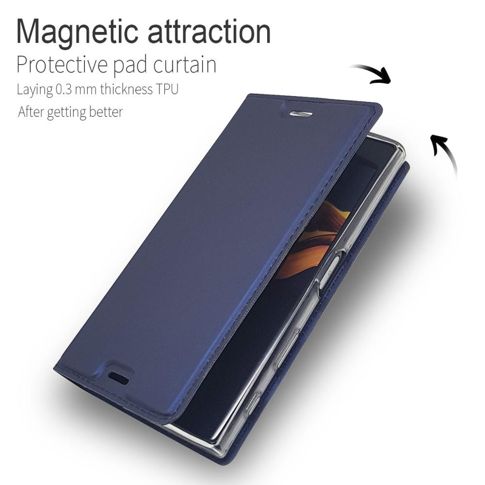 Note 9 Case For Samsung Galaxy Note 9 Case Cover Luxury Magnet Leather Cover For Samsung Note 9 Note9 N9600 SM-N9600 Coque Funda