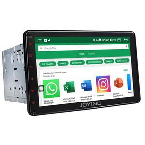 Image 5 - JOYING autoradio 2 din Android 8.1 unità di testa 8 pollici IPS schermo di tocco di HD 2GB di RAM supporto dello sterzo controllo della rotella/specchio link/DSP