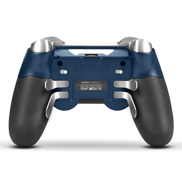 PS4 Gamepad,Dual Vibration Elite PS4 2.4G Wireless Game Controller Joystick for Play Station 4 Video Gaming Console and PS3 2