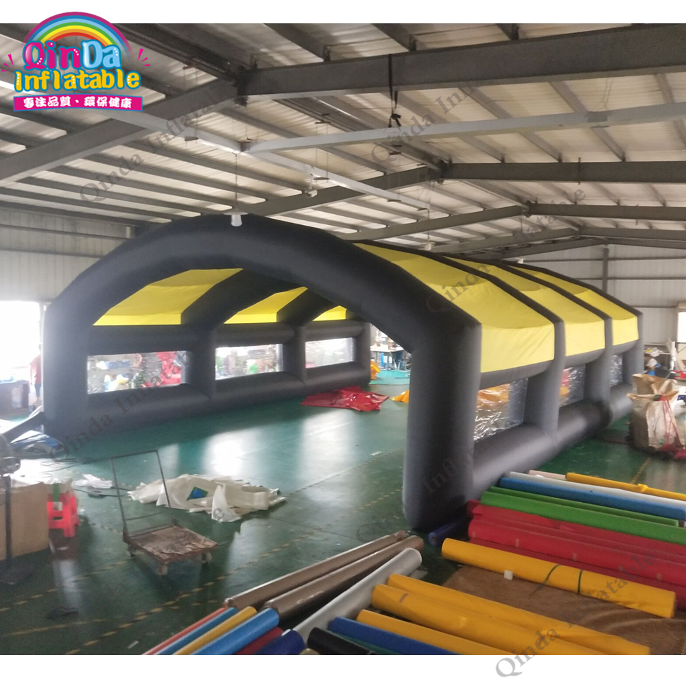 INFLATABLE TENT15