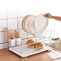 Kitchen stuff dishes rack very nice quality home ornaments