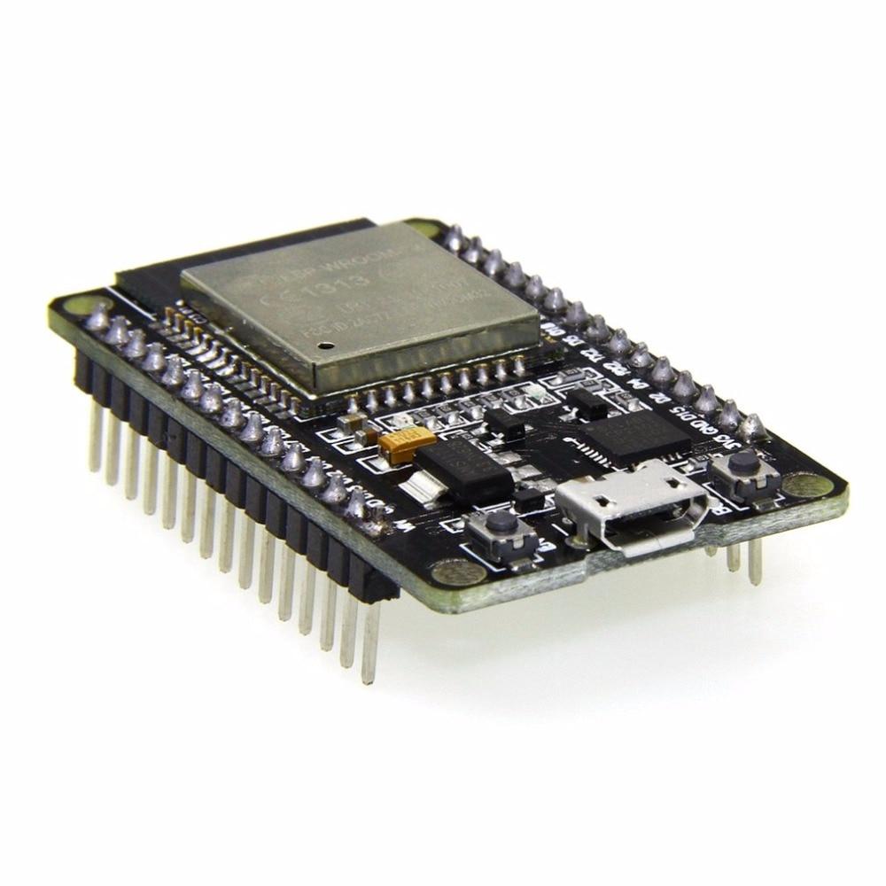 ESP-32S Node MCU Development Board 2.4GHz Dual-Mode WiFi+Bluetooth Dual Cores Antenna Module Board For Arduino US