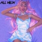ALLNeon Vintage Wome...