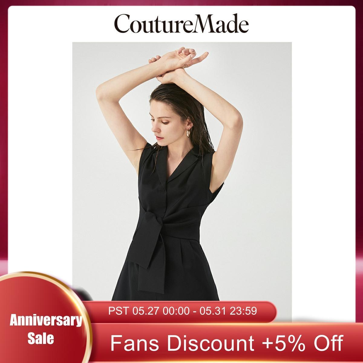 Vero Moda CoutureMade Women's 96% Mulberry Silk Jumpsuit | 319378514