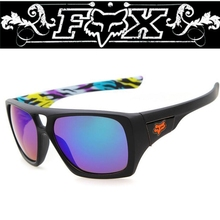 Fashion Oversized Fox Sunglasses Men Women Popular Brand Spo