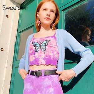 Sweetown Summer 2020 New Fashi