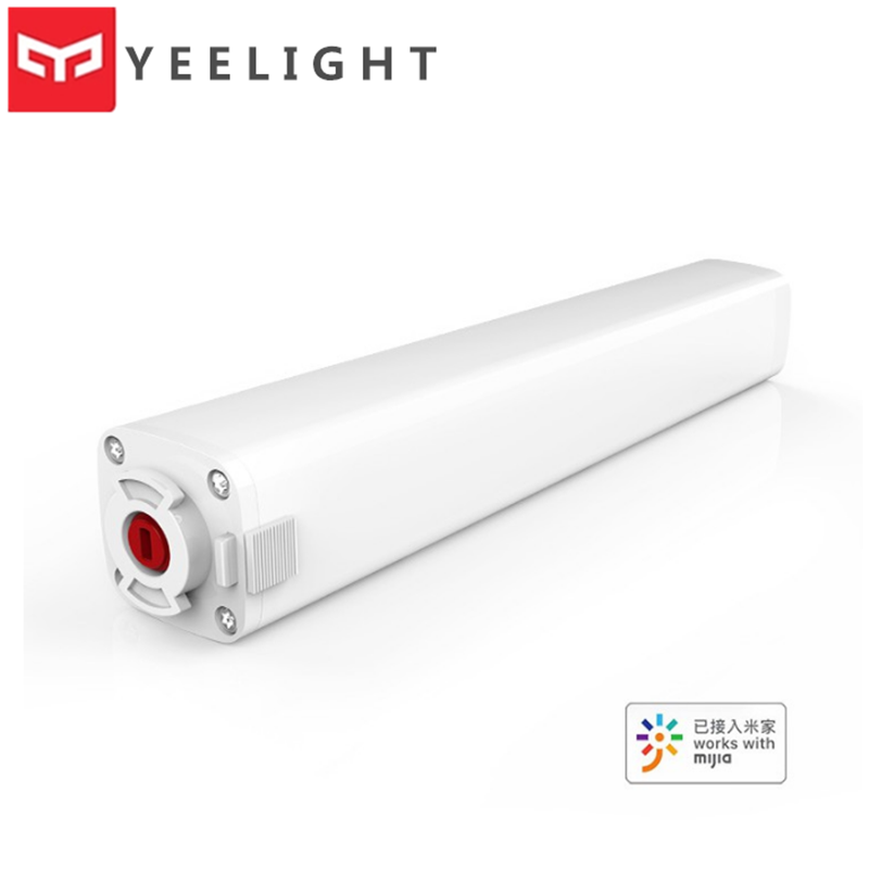 Yeelight Smart Curtain Motor Intelligent Bluetooth Wifi Wireless Remote Control For Smart Home Devices