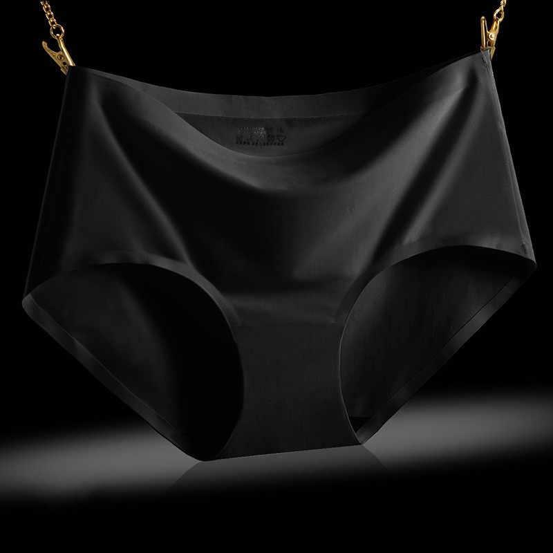 Ultra Tipis Tanpa Jejak Wanita Pakaian Seamless Celana Padat Nyaman Wanita Celana Dalam Bernapas dan Nyaman