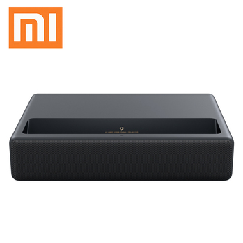 Xiaomi mijia Mijia Laser 1S 4K Projector 2000 ANSI Lumens Projection TV Home Theater ALPD 3.0 Ultrashort Focus Beamer Projector
