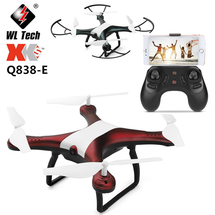 Weili .4G Remote Control Aerial Photography WiFi Real-Time Transmission Quadcopter Unmanned Aerial Vehicle Airplane Mode