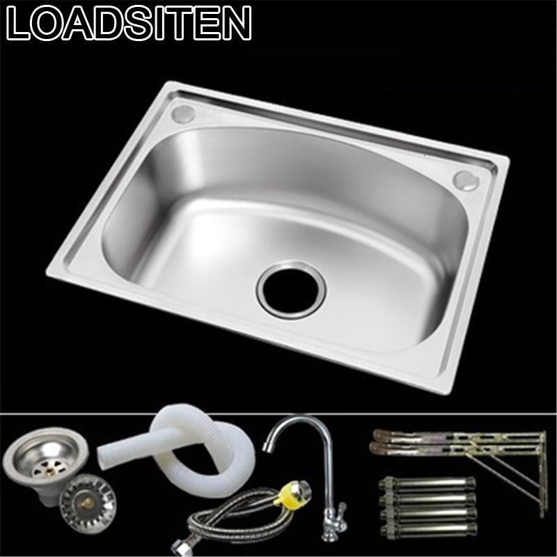 Umywalka Tarjas Para Acero Inox Lavello Cucina Portable Banheiro Kitchen De Cocina Cuba Fregadero Pia Cozinha Dishwash Sink