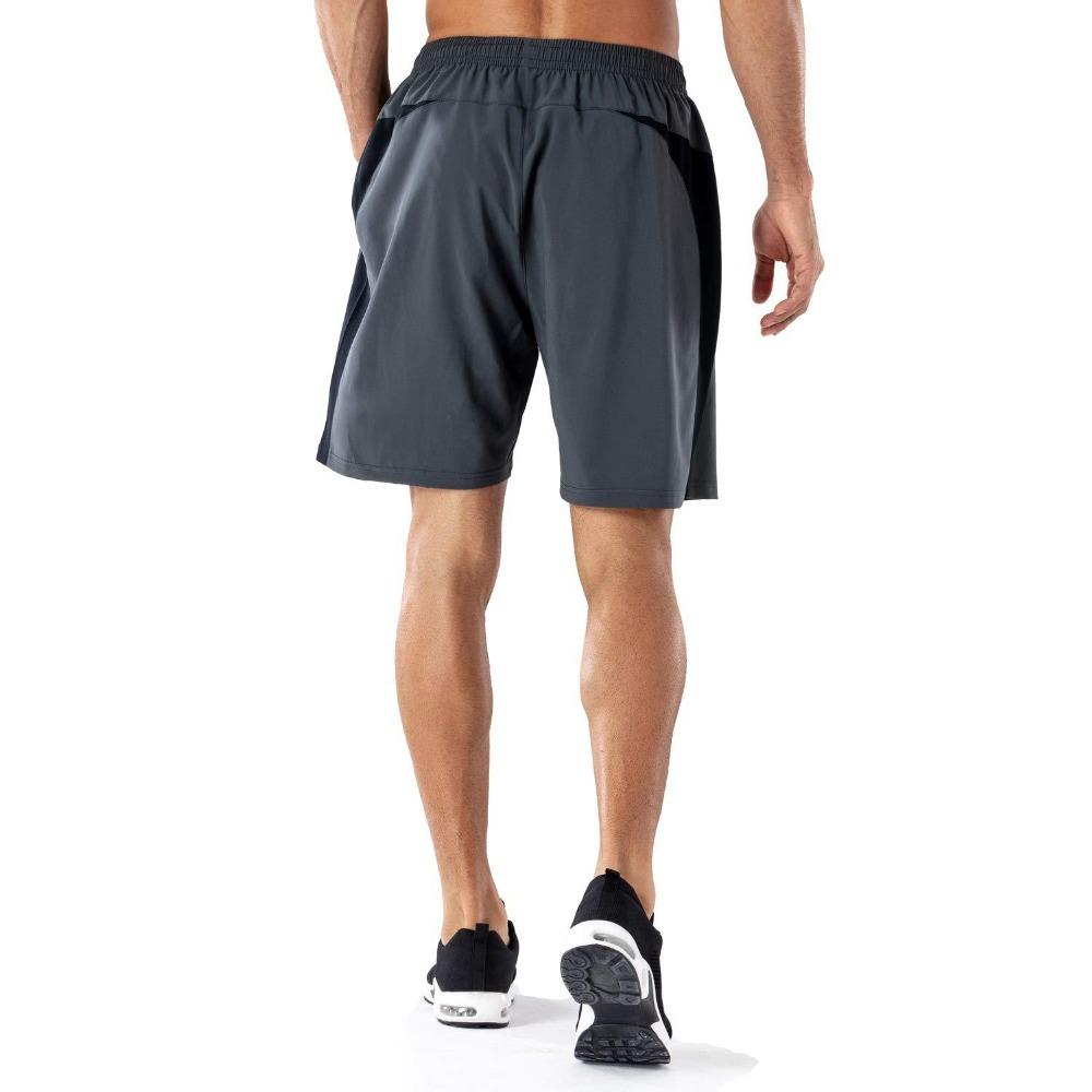 Men's Fitness Gym Running Loose Shorts