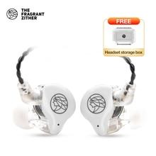 Tfz T1s In Ear Oortelefoon Met Microfoon Wired Headset Met Microfoon Stereo Bass In Ear Oortelefoon Monitor Sport Headset voor Telefoon