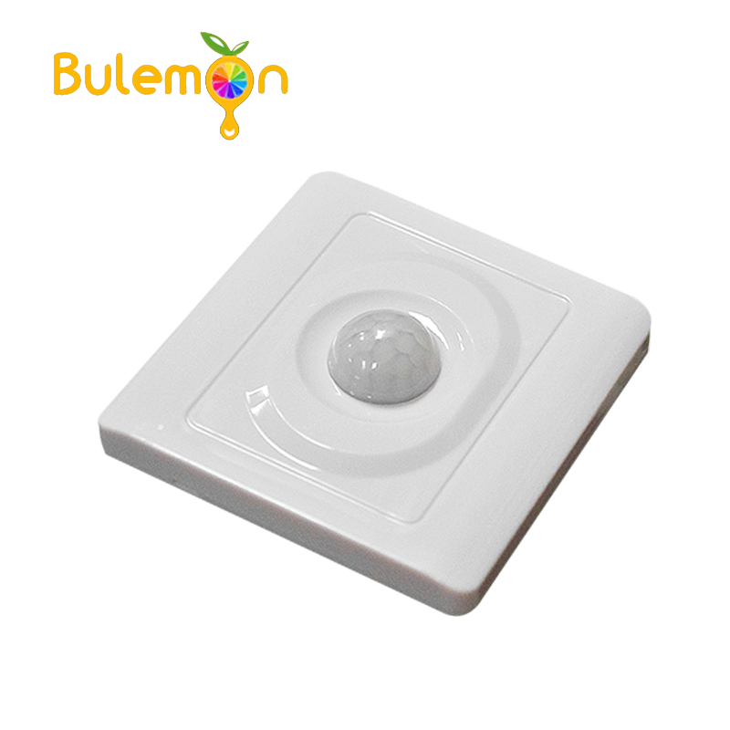 PIR Infrared Motion Sensor Switch 220V Automatic Module Light On Off Switch LED Light Body Induction Light Control Switch