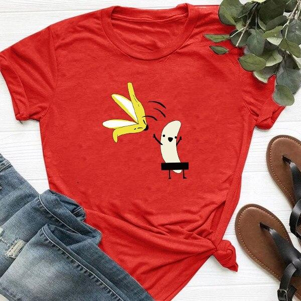 t-shirt-graphique-decontracte