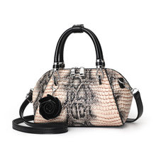 2020 vintage serpentina bolsas femininas designer bolsa de ombro borla flor mensageiro saco sac a principal femme crossbody saco