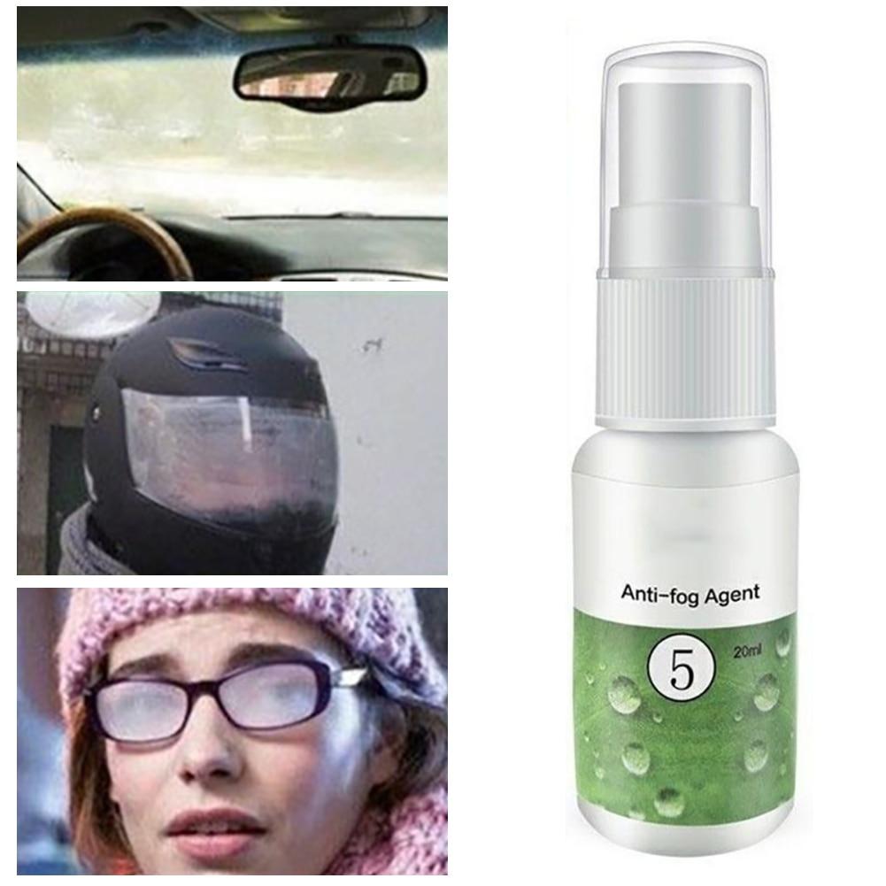 car accessaries 20ml Automotive Glass Antifogging Agent Glasses anti fog Helmet Coating Simple to Operate Safe|  - title=