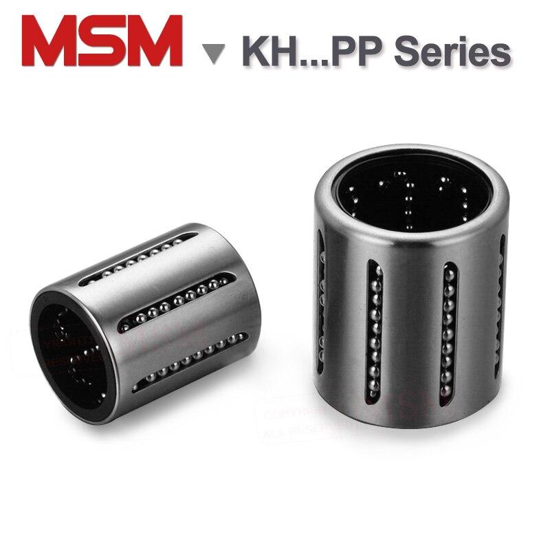 5Pcs Msm Lineaire Lagers KH0622PP KH0824PP KH1026PP KH1228PP KH1428PP KH1630PP KH2030PP KH2540PP KH3050PP KH4060PP KH5070PP (Mm)