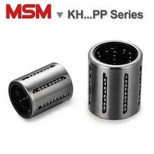 5 pièces MSM Roulements Linéaires KH0622PP KH0824PP KH1026PP KH1228PP KH1428PP KH1630PP KH2030PP KH2540PP KH3050PP KH4060PP KH5070PP(mm)