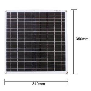 Image 5 - Rg 20W 18V Flexibele Efficiënte Zonnepaneel Mobiele Module Monokristallijn