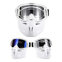 Защитные очки для езды на мотоцикле в стиле ретро