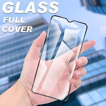 Перейти на Алиэкспресс и купить Полное покрытие защитное стекло для OPPO Reno 10x zoom 4 3 Global Reno2 Z F A Ace Ace2 5G Закаленное стекло Защитная пленка для экрана