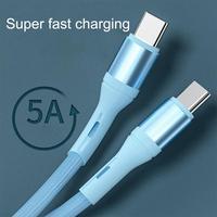 1m tipo C cavo dati 3A usbC cavo cavo caricabatterie per telefono cellulare cavo trasmissione dati cavo per cellulare cavo USB-C