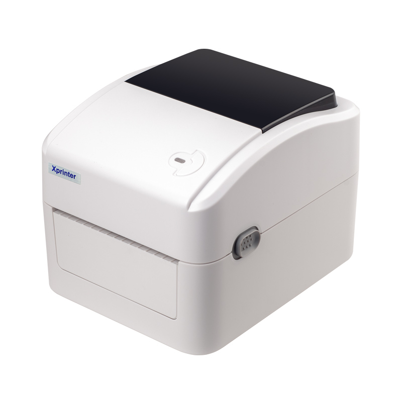 152mm/s Thermal Shipping Address Printer Suit For Thermal Paper Width 25.4 M - 115 Mm Thermal Barcode Printer