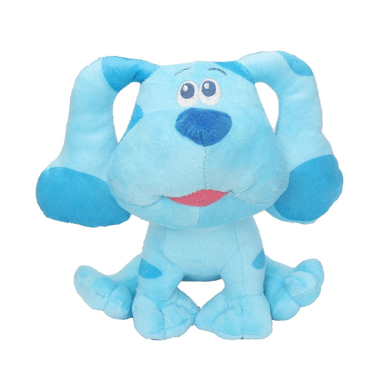 18 см Эксклюзивный в наличии синий, ключи и вы! Большие обнимашки, голубая собака, мягкие животные, плюшевые игрушки
