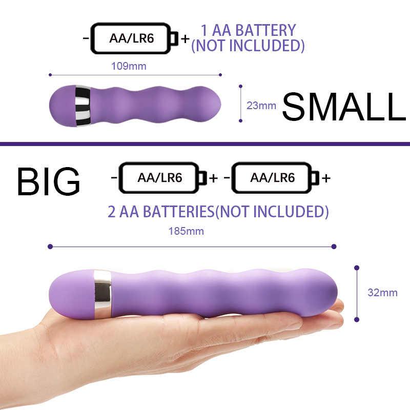 Mini G Spot Vagina Dildo Vibrators Voor Vrouwen Masturbator Anaal Butt Plug Erotische Speeltjes Voor Volwassenen Vrouw Mannen Intieme goederen Winkel