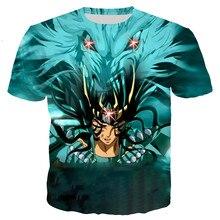 Saint Seiya t shirt men/women 3D printed t-shirts casual Harajuku style tshirt streetwear tops dropshipping