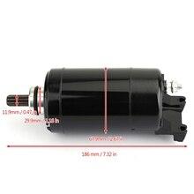 Artudatech NEW Starter for Kawasaki VN1700 Vulcan 1700 1700cc 2009-2019 410-54264 21163-0055 Motor Acessories Parts