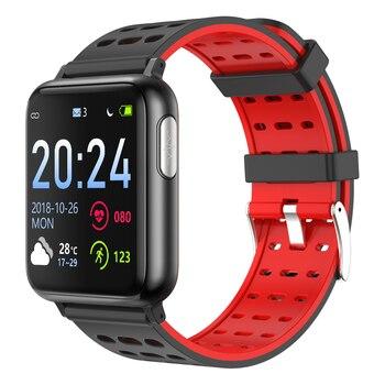 New V5 ECG + PPG Spo2 SmartWatch Men Women IP67 Waterproof Sport Watch Heart Rate Monitor Blood Pressure Oxygen Women Smartwatch