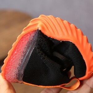 Image 5 - Chaussures enfants garçons décontracté enfants baskets pour garçons en cuir de mode Sport enfants baskets 2019 printemps automne enfants chaussures