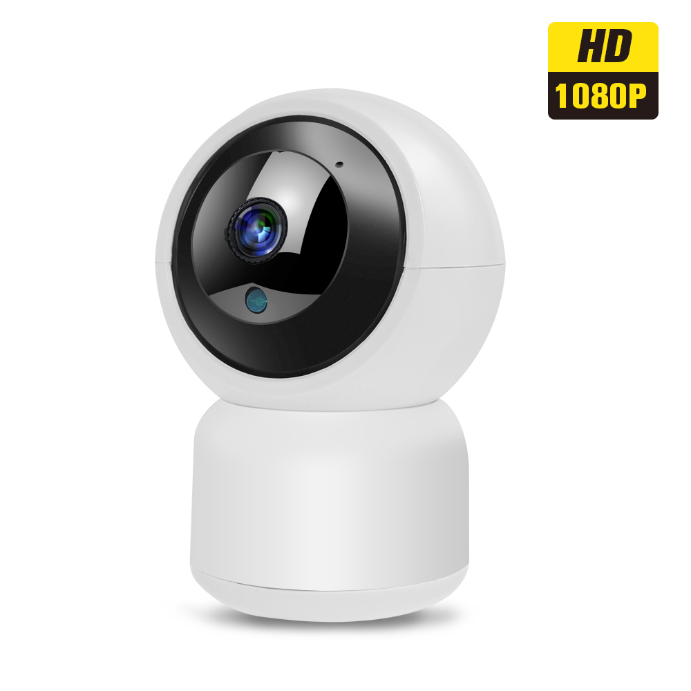 Defeway 1080P Câmera IP HD de Segurança Home Sem Fio Da Câmera Night Vision Camera Wifi IP Auto Tracking Câmera Casa P2P mini Câmera