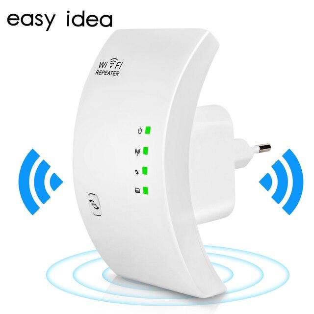 Répéteur Wifi sans fil 300Mbps wifi Extender longue portée répéteur Point d'accès wi-fi 802.11n/b/g amplificateur de Signal Wifi Booster