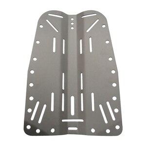 Image 2 - Placa traseira de mergulho de pouco peso bcd arnês de mergulho