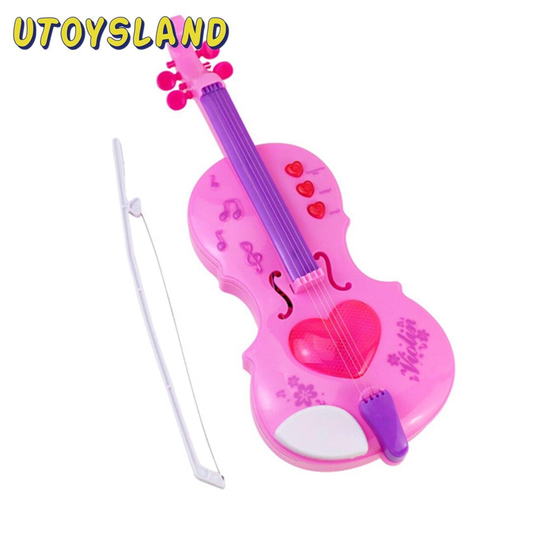 Детские игрушечные скрипки, Обучающие музыкальные инструменты, рождественские подарки для девочек, 2019