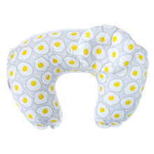 New Cartoon Nursing Pillow Postnatal Supplies Newborn Breast Feeding Pillow U-Shape Maternity Sitting Cushion Baby Care Pillow(China)